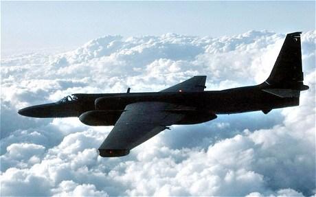 Ένα κατασκοπευτικό αεροπλάνο U-2 (EPA)