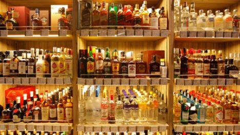 alcoholshelf